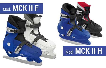 Ice Skate MCK 2 for Rental - Roces