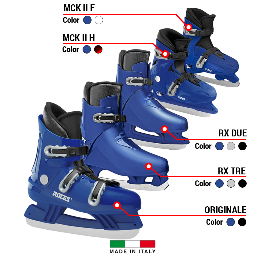 Ice Skate for Rental - Roces